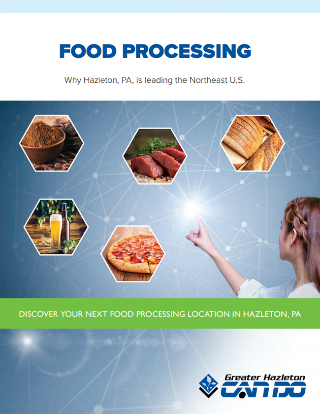 CAN DO Food Processing Brochure