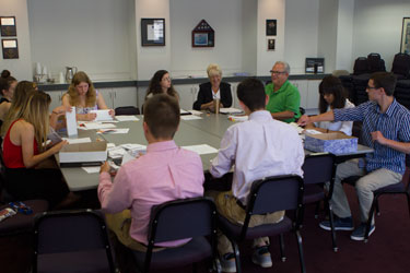 Student Action Committee holds first meeting