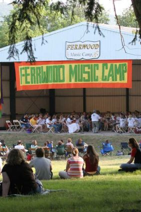 Ferrwood summer music camp for children was recently restored thanks in part to the CAN DO Community Foundation.