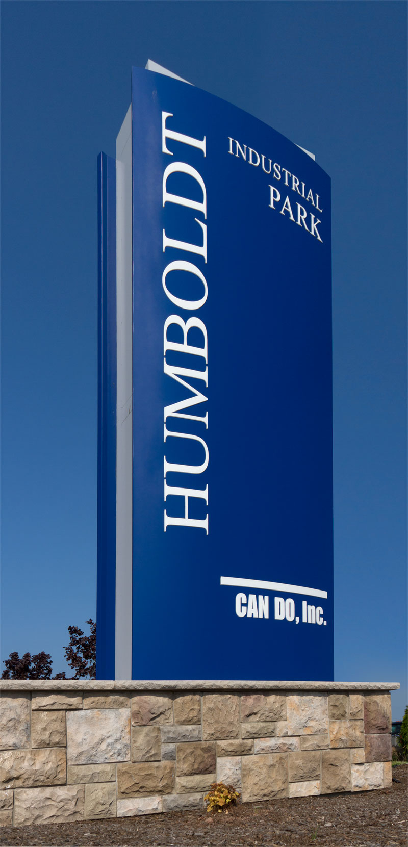 Humboldt Industrial Park is CAN DO's largest park, at 3,000 acres in size.