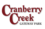 Cranberry Creek Gateway Park logo